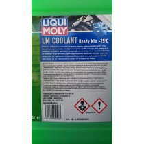 Liqui Moly Coolant Redy Mix Green 5L